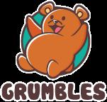 Grumbles Bear Logo